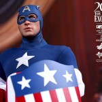 captain america marvel first avenger ww2 show exclu hot toys 2013 4