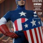 captain america marvel first avenger ww2 show exclu hot toys 2013 5