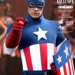 captain america marvel first avenger ww2 show exclu hot toys 2013 6