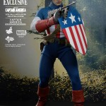 captain america marvel first avenger ww2 show exclu hot toys 2013 8