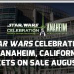 Star Wars Celebration : la prochaine édition aura lieu à Anaheim