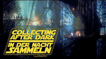 collecting after dark