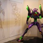 Japan Expo / Comic Con Paris : l'Expo Evangelion