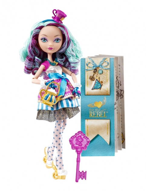 ever-ever after high Madeline Hatter