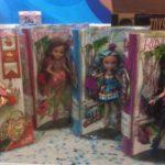 Ever After High, le packaging des poupées