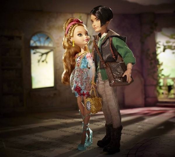 ever after high Hunter Huntsmen