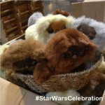 STAR WARS CELEBRATION – Ewoks et foot Death Star : plein d'images sur le site Tumblr