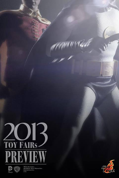 hot toys batman classics TV serie 60