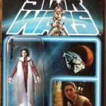 Leia Bespin TVC Star Wars : zoom sur les blisters européens