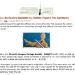 La figurine Jocasta Nu sera vendue à CEII
