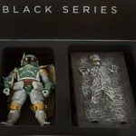 Le « prix salon » du Boba Fett – Solo Carbonite exclusive 6″