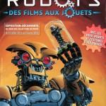 Exposition Robots: des films aux jouets du 23 juillet 2013 au 05 janvier 2014 au Musée des arts et métiers à Paris