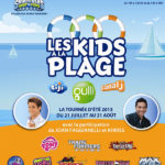 Agenda : Les Kids à la Plage