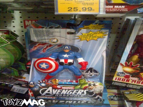 marvel hasbro avengers assemble 2