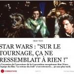 STAR WARS CELEBRATION : la conférence de presse des Acteurs du «Jedi» en français !