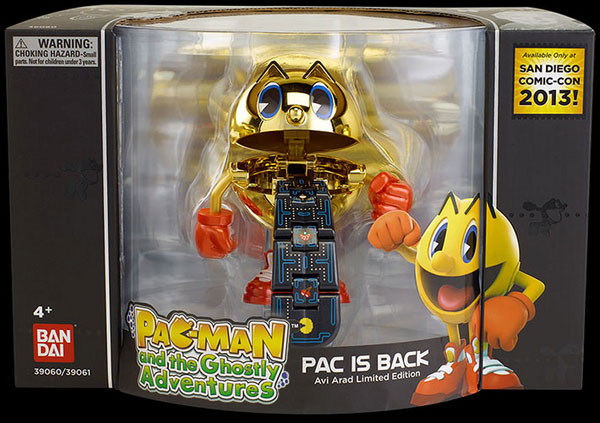 SDCC 2013 pacman and the ghostly adventures 1