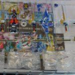 SDCC : les accessoires des exclu Power Rangers