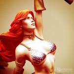 Conan le Barbare : teaser de Red Sonja par Sideshow