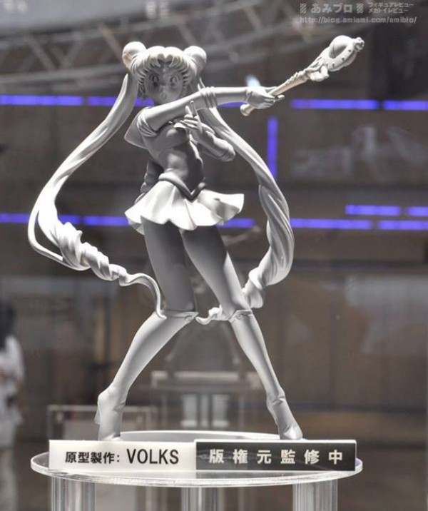 Figuarts ZERO Sailor Moon prototype produced by VOLKS