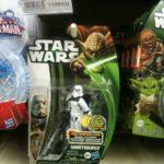 Le Sandtrooper Movie Heroes Star Wars aperçu à Auchan (11,99€)