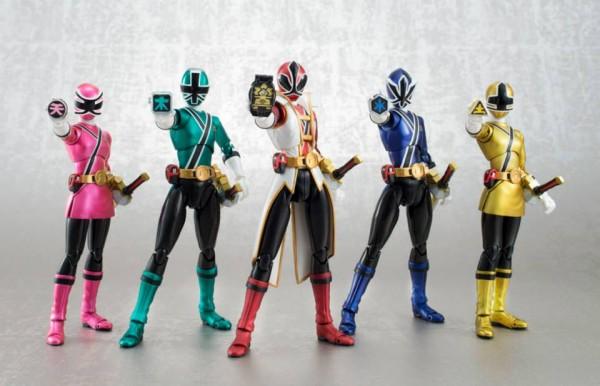 sdcc samurai power rangers