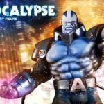 Une statuette d'Apocalypse par Sideshow Collectibles