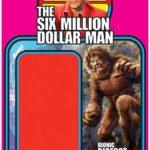 Les illustrations des cartes de Six Million Dollar Man