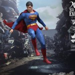 superman 3 hot toys exclu toy fairs 2013  10