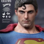 superman 3 hot toys exclu toy fairs 2013  14