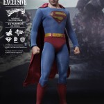 superman 3 hot toys exclu toy fairs 2013  2