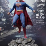 superman 3 hot toys exclu toy fairs 2013  3