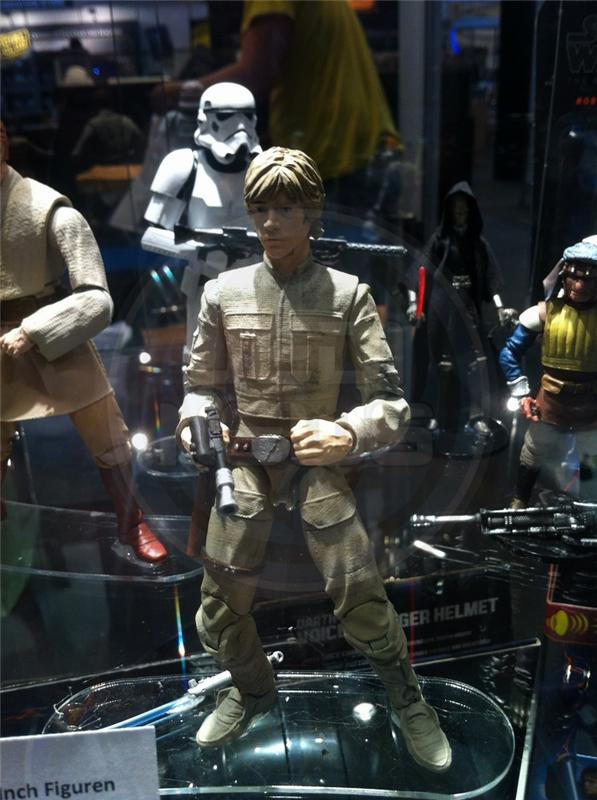 star wars black series 3 LUKE BESPIN