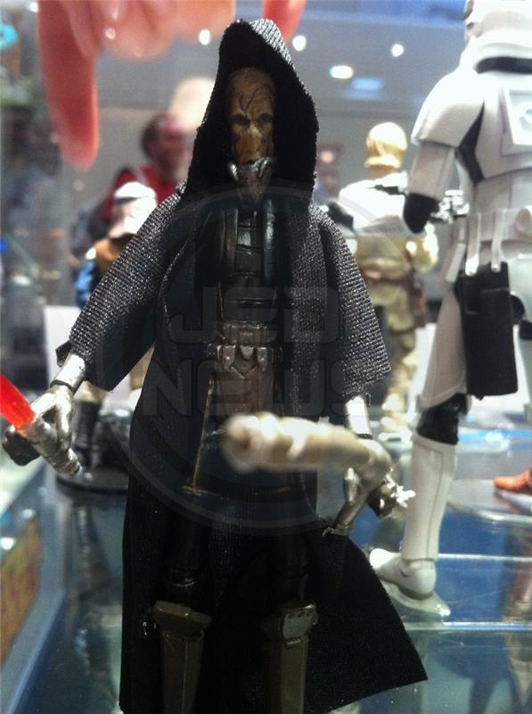star wars black series 3 DARTH PLAGUES