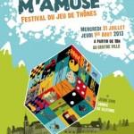Agenda : Festival Jeux à Thones ( Haute-Savoie)