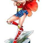 un nouvelle Wonder Woman Bishoujo