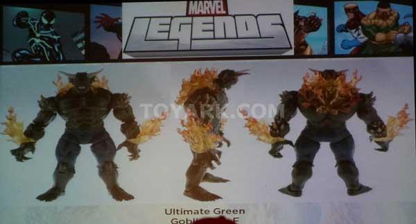 spider-man Marvel legends