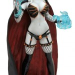 Femme Fatales Lady Death II : la statue PVC dispo