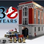 Ghostbusters en LEGO pour 2014 ?