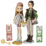 Ever After High des photos du 2 pack Ashlynn Elle et Hunter Huntsman