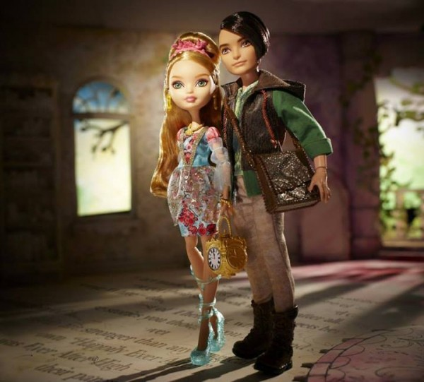 Ashlynn Ella Hunter Huntsman 2 Pack Ever After High