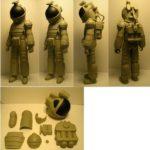 Alien : proto de la combinaison spatiale par NECA