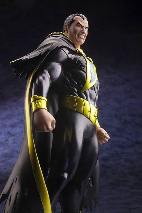 DC Comics - Black Adam New 52