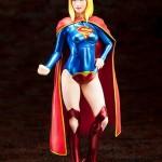 Kotobukiya dévoile sa Supergirl New 52 ARTFX+