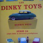 "Livres : ""Les Dinky Toys série 24"" par Hervé Bernard"