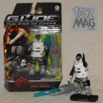 Review: Gi-Joe The Rise of Cobra – Ice-Viper