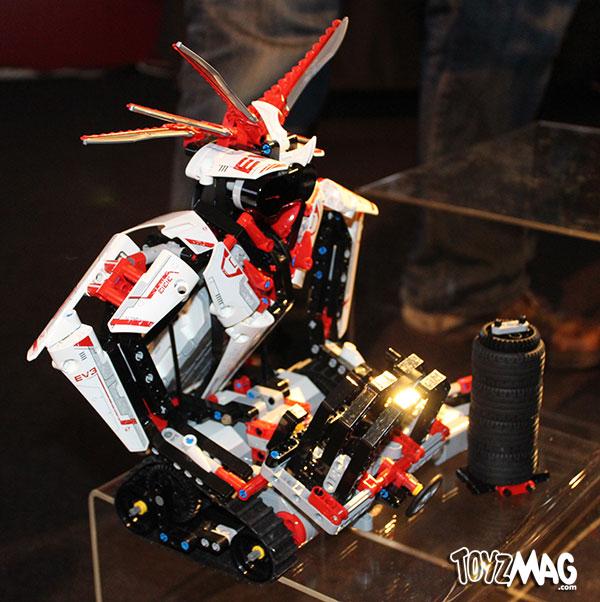 LEGO Mindstorms EV3 - soirée lancement FNAC