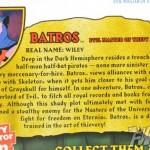 Batros : packaging et bio en français