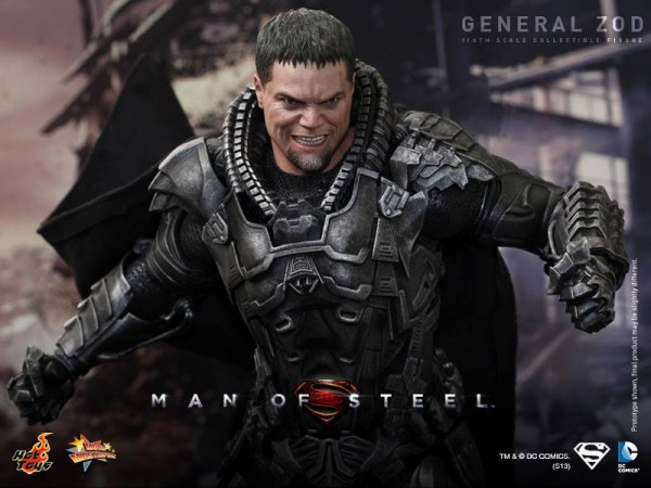 Man of Steel General Zod hot toys 10