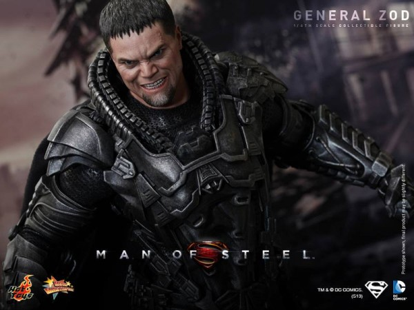 Man of Steel General Zod hot toys 11
