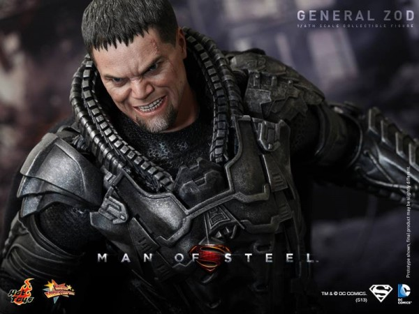 Man of Steel General Zod hot toys 12